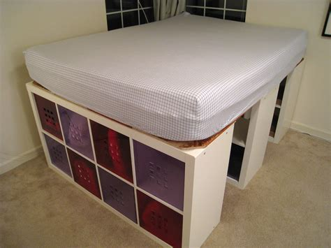 diy storage beds diy full size platform bed with storage quick