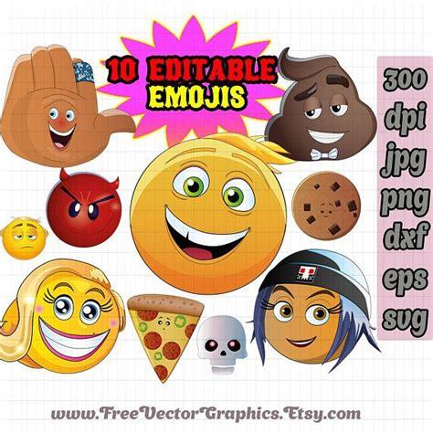 film cut emoji 10 best new emoji 2017 the emoji movie svg vector format