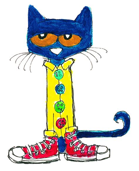 pete the cat 100 groovy days of school bulletin board set