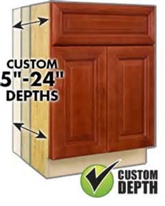 Kitchen Cabinet Depth Options by Best Kitchen Cabinet Doors Discount Rta Bathroom Cabinets