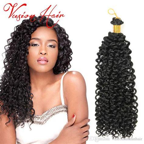 latch hook braid hair pack 2017 hot sale freetress crochet braid hair water wave