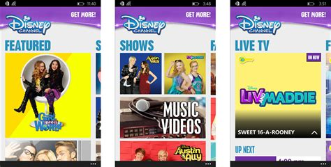 disney hairstyles app official disney channel app available for windows phone