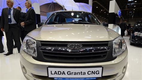 lada brand russian car sales expected to fall by 25 in 2015