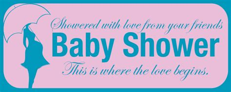 How To Make A Baby Shower Banner by Baby Shower Banners Favors Ideas