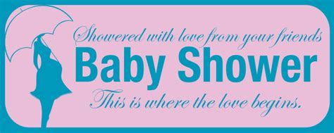 Baby Shower Banners   Best Baby Decoration