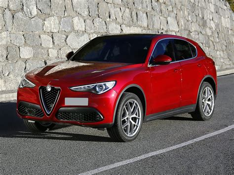 new 2019 alfa romeo stelvio price photos reviews