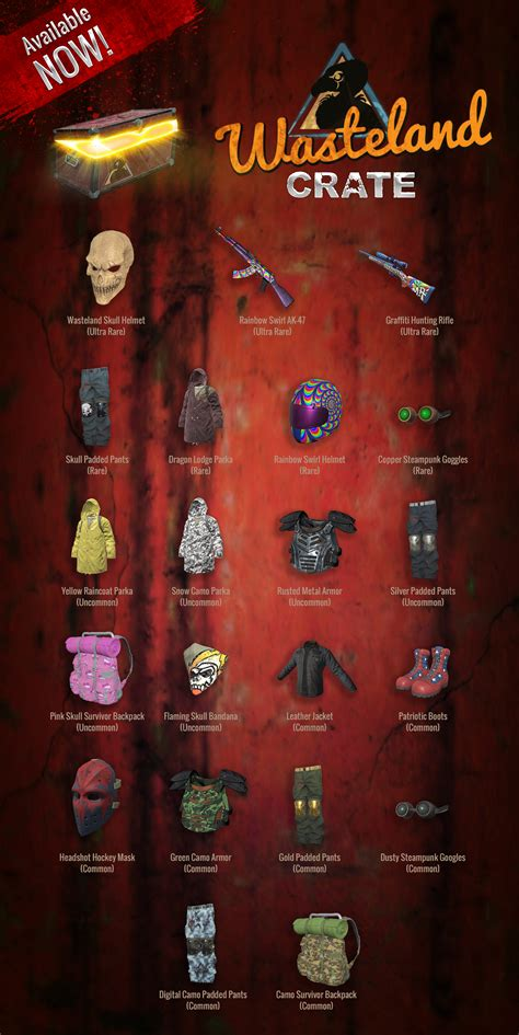 United Bag Check Policy by New Wasteland Crate H1z1 Massively Multiplayer Arena