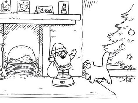 simon s cat bereitet sich auf weihnachten vor