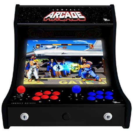 Arcade Legends Multi Cocktail Machine by Neo Legend Arcade Cabinets Now Available From Funstock