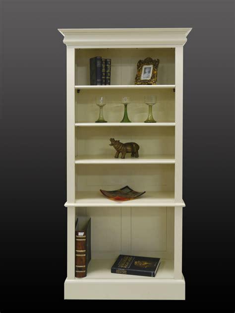 bücherregal aus massivholz regal creme bestseller shop f 252 r m 246 bel und einrichtungen