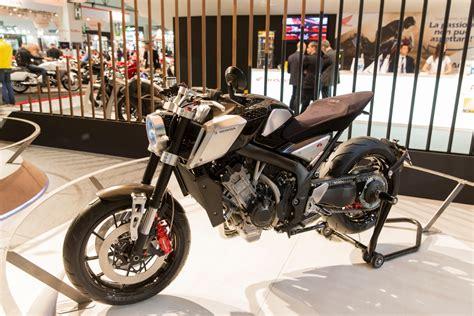 Motorrad Navi Neuheiten 2017 by Honda Cb4 Concept Motorcycle Bikes Of The Future Eicma
