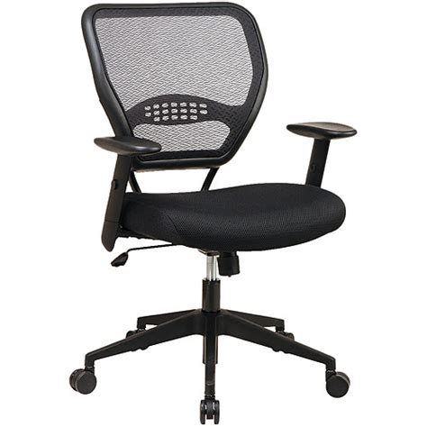 black swivel office chair with arms chairs seating