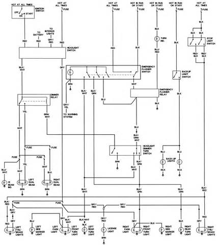 gm engine parts diagram points coil gm free engine image
