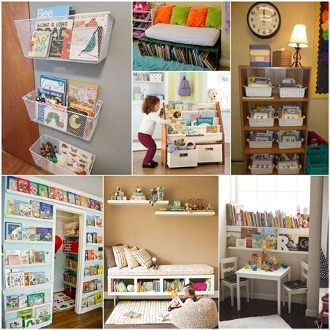 kids book storage ideas 10 cool and creative kids book storage ideas