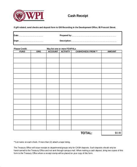 sheets receipt template blank receipt template