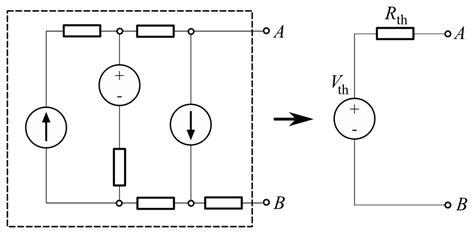 equivalent resistor calculator th 233 venin s theorem