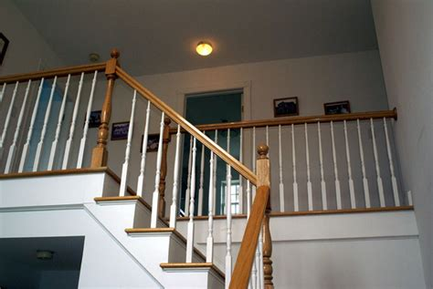 Foyer Möbel by Modular Home Photos Foyer Stair Scituate Ma
