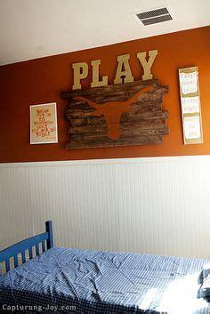 diy boys room reveal ut vs byu baseball room ideas on baseball boy rooms and baseball bats