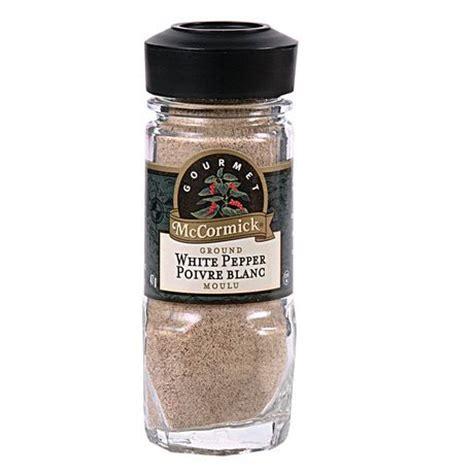 mccormick gourmet ground white pepper walmart ca