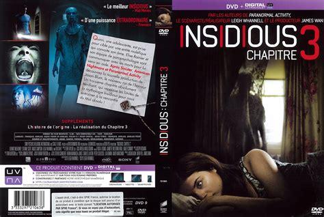 film complet vf insidious 3 jaquette dvd de insidious chapitre 3 cin 233 ma passion