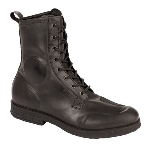 moto style boots anfibio cafe retro motorcycle boot by dainese