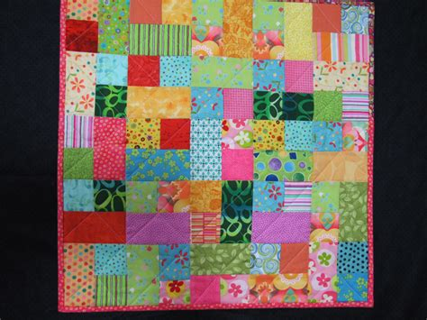 Etsy Quilts Patchwork - marty s fiber musings patchwork baby quilt on etsy