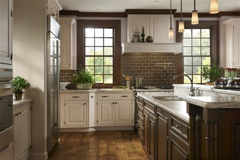 brookhaven kitchen cabinets woodland meadows by brookhaven traditional kitchen