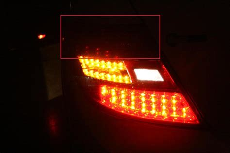 Problem With Install Led Tail Light W204 Mbworld Org Forums Led Lights Problems