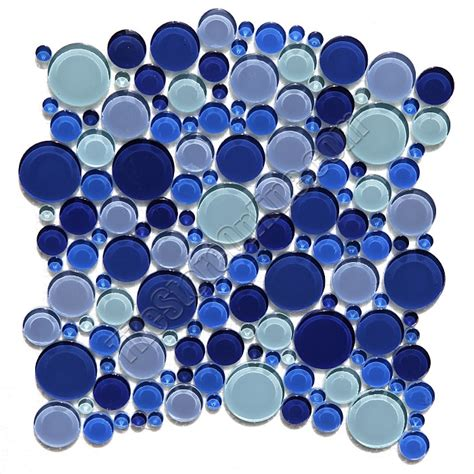 round bubbles glass tile mosaic crystal glass bubbles round mosaic glass tile glbu17 1200m050