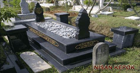 Batu Nisan Granit Granit Uk 40 X 40 Cm kepok dan nisan set pusara arwah kepok dan nisan