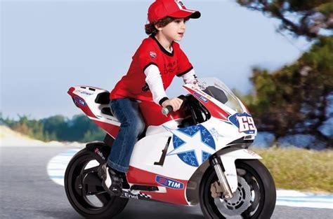 Ducati Kindermotorrad by Gamme De Motos Pour Enfants Ducati Par Peg P 233 Rego