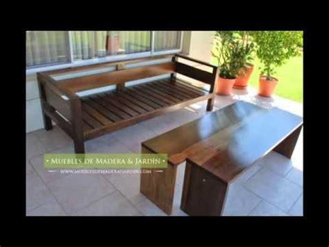 sillon futon 3 cuerpos sillones de tres cuerpos muebles de madera y jard 237 n