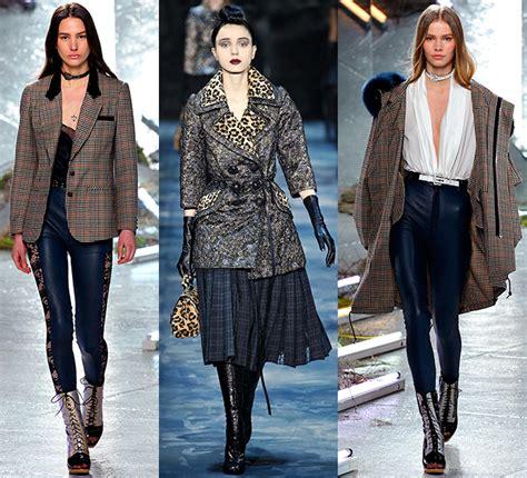 imágenes moda invierno 2015 los 10 colores de moda para el oto 241 o invierno 2015 16 y