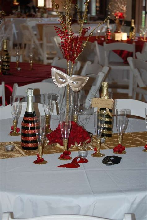 quinceanera party themes decorations masquerade quincea 241 era party ideas photo 1 of 17 catch