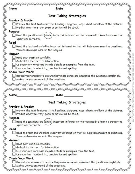 reading comprehension test tips best 25 test taking strategies ideas on pinterest test