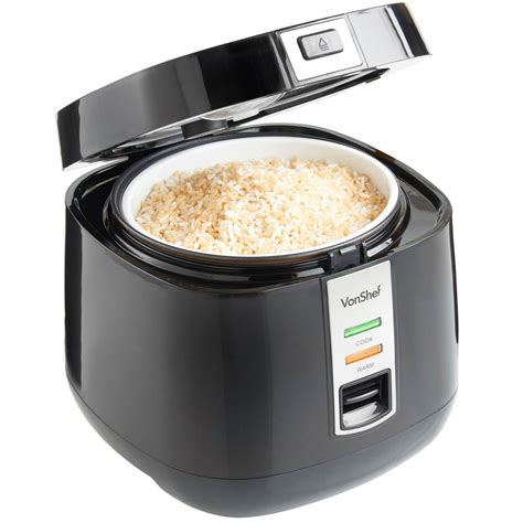 Rice Cooker Ukuran 1 2 Liter vonshef 220 volts rice cooker 1 8 liter 8 10 cups 220 240