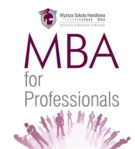W M Mba Applicatoin by Studia Mba W Wyższej Szkole Handlowej Biznes Www