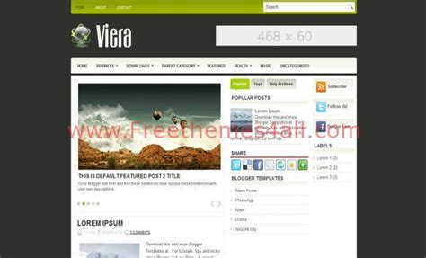 layout jquery free free jquery gray green blogger template download