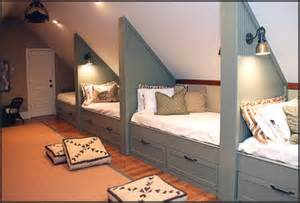 Sleeping Solutions For Small Bedrooms - how to turn your attic into living space cipriani remodeling solutions