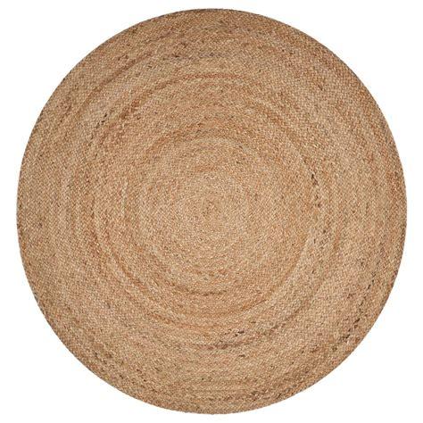8 ft jute rug lr resources jute 8 ft x 8 ft indoor area rug natur50136nat80rd the