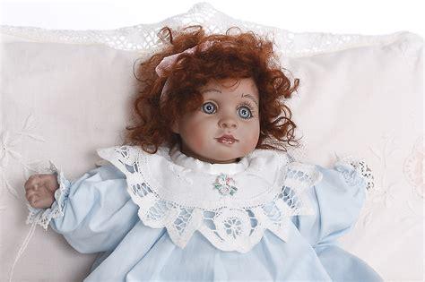 porcelain doll julie julie porcelain soft limited edition collectible