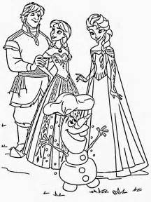 frozen colors downloads frozen coloring pages images