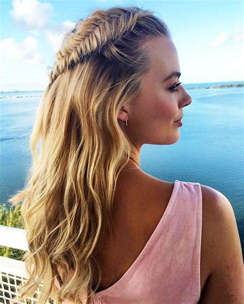 pictures of miss robbie many hairstyles 17 best ideas about margot robbie on pinterest margot
