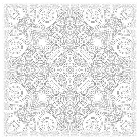 square mandala coloring pages 71 best images about icolor quot mandalas square quot on