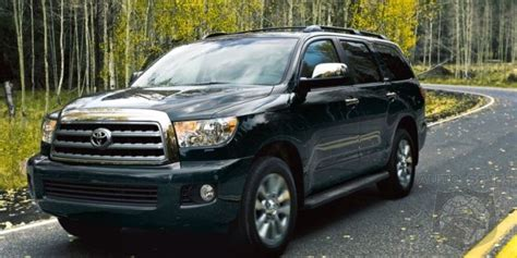 largest toyota 2018 toyota sequoia what s with toyota s suv