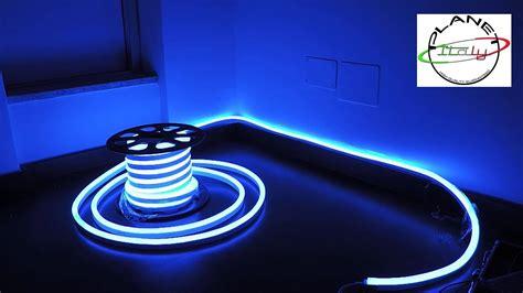 neon illuminazione illuminazione cartongesso neon idee di design nella