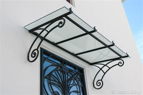tettoie in ferro battuto e vetro tessaro pensiline e tettoie in ferro