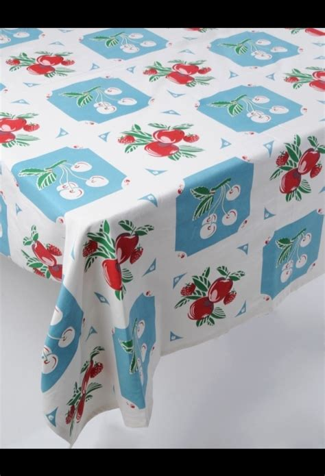 Vintage Kitchen Tablecloths by 17 Best Images About Vintage Table Cloth On