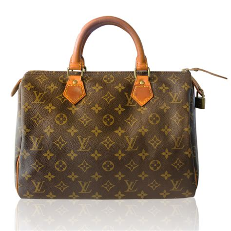Handbags Classic Louis Vuitton by Louis Vuitton Speedy 30 Vintage Company Handbag