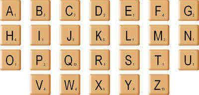 scrabble typeface digi scrabble tiles
